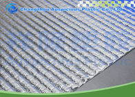 UV Resistant Aluminum Foil Foam Roll Heat Protection For Roof Construction
