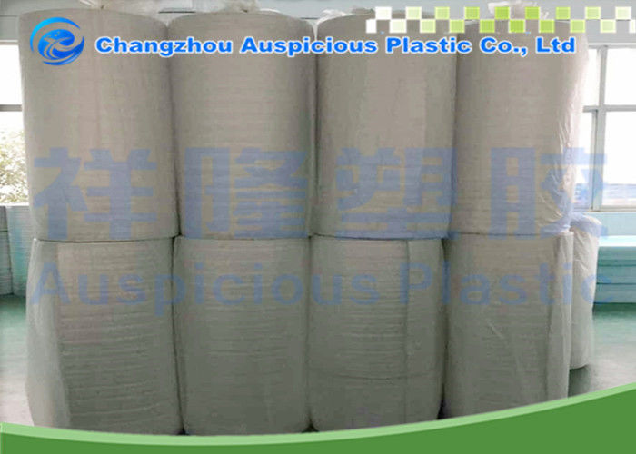 PE Foam Laminated Aluminum Bubble Wrap Insulation Roll For Roof Heat Insulation